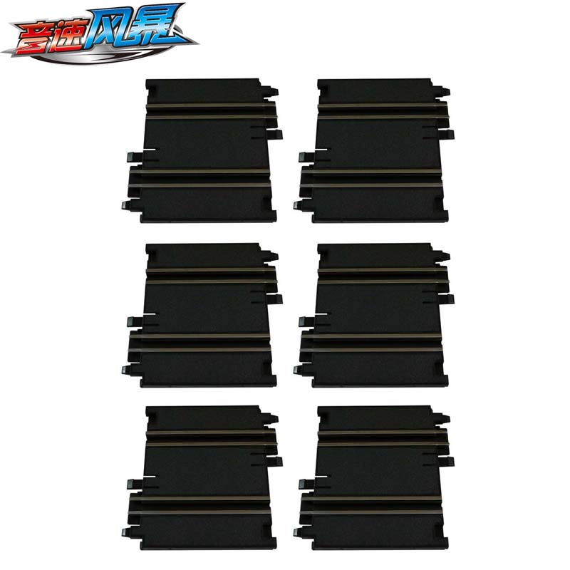 Half Straight Track Suitable for Top-Racer AGM TR Series Slot Car Racing Set