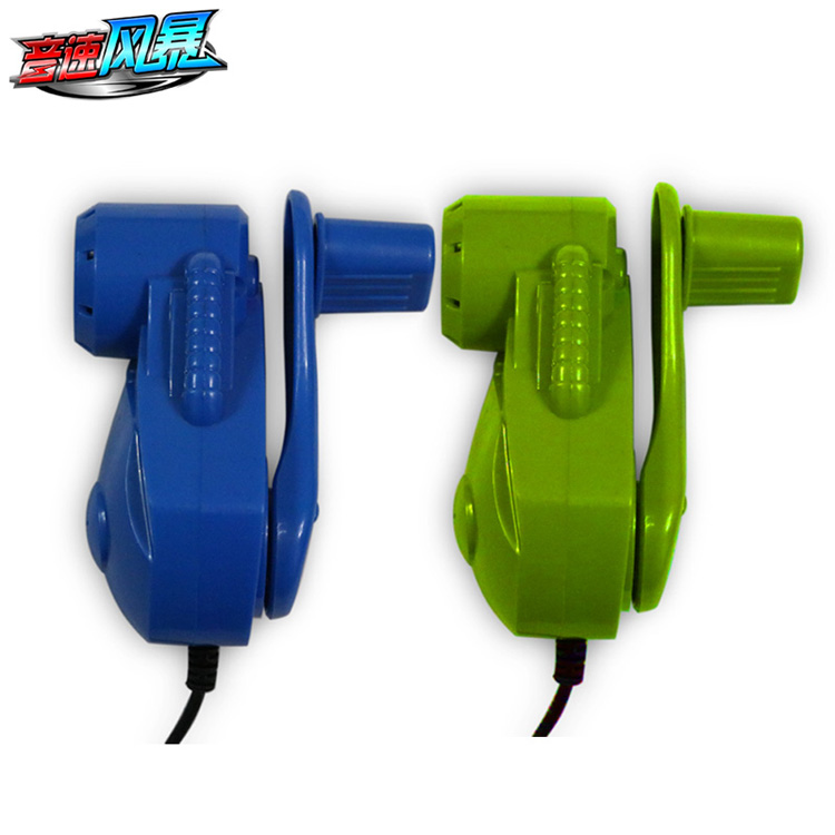 Hand crank generator controller Suitable for Top-Racer AGM TR Series Slot Car Racing Set