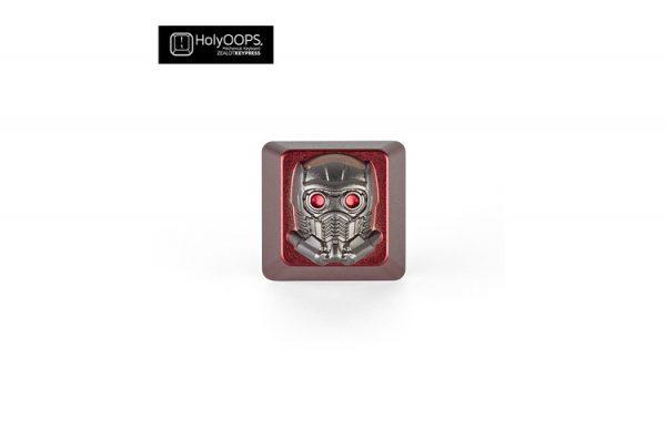 Marvel Guardians of the Galaxy Star-Lord Custom Keycap, Backlit Keycap, Artisan Keycap For Cherry MX Switch Mechanical Keyboard