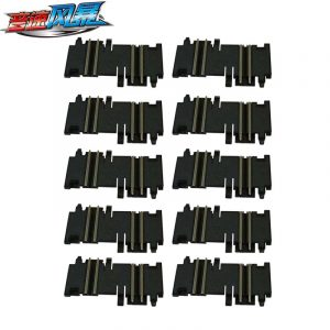 One Quarter Straight Track Suitable for Top-Racer AGM TR Series Slot Car Racing Set