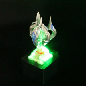 StarCraft II Protoss Oracle Custom Keycap, Backlit Keycap, Artisan Keycap For Cherry MX Switch Mechanical Keyboard