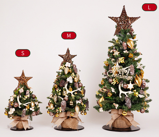 17in, 25in, 37in, 3ft, 2ft, Pre,Lit Small Tabletop Artificial Scandinavian  Christmas Trees, Nordic style Christmas Decorating Ideas.