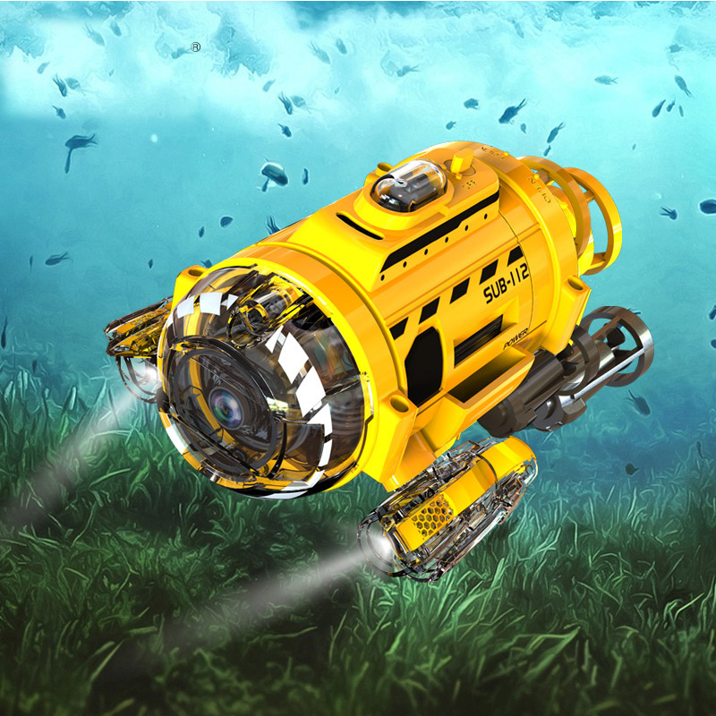 Silverlit 82418 SUB-112 SpyCam Aqua An Incredible Underwater Adventure Mini remote control Submarine With Integrated Camera
