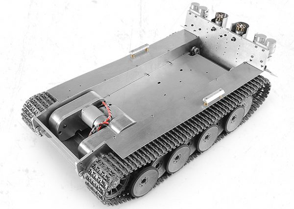 "-""Full Metal Chassis""- Panzerkampfwagen VI Tiger Ausf. E RC Panzer, (Tiger I World War II German heavy RC tank Scale Model)"