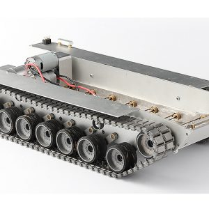 "-""Full Metal Chassis""- U.S. Army M1A2 Abrams Remote Control 1/16 Scale Model Tank"