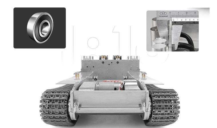 Heng-Long-RC-tank-Custom-Made-CNC-machining-Precision-bearing