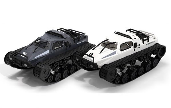 "-""RC Drift Super Tank""- Extreme Vehicle Luxury Super Tank Desert Buggy Toy Car, RC off-road Climbing Vehicle."