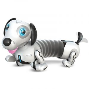 """ROBO DACKEL"" Robotic Puppy Pet, Dachshund Robot toy, Smart Robot Dog Toy, Intelligent Robot Pet Toy, Gesture Remote Control Robot Animal"