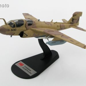 "Hobby Master Collector 1/72 Air Power Series HA5002 Grumman EA-6B Prowler 161120, VAQ-133 ""Wizards"", Bagram Airfield, Afghanistan, 2007 (Airplanes Diecast Model, Military Aircraft Scale Model)"