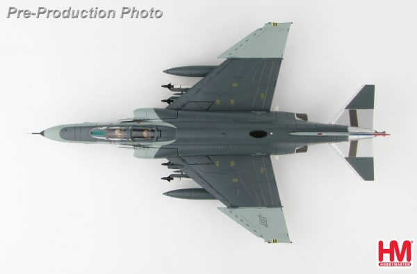 "Hobby Master Collector 1/72 Air Power HA19009 McDonnell Douglas F-4 Phantom II Jet interceptor & Fighter-bomber, F-4E 73-1199 ""Desert Storm"" 13th AF, Incirlik AB, Turkey, 1991 (Military Airplanes Diecast Model, Pre built Aircraft Scale Model)"