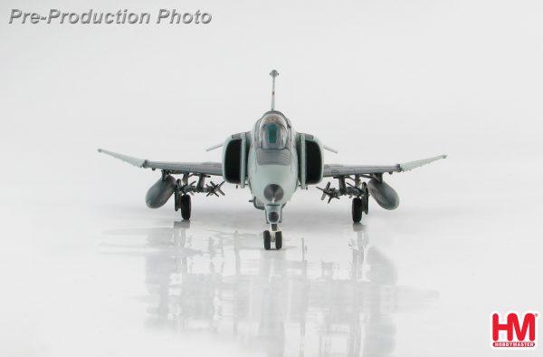 "Hobby Master Collector 1/72 Air Power HA19010 McDonnell Douglas F-4 Phantom II, F-4G Wild Weasel Electronic Warfare Aircraft (EWA), 69-0291, 90th TFS, 1990 ""Desert Storm (Military Airplanes Diecast Model, Pre built Aircraft Scale Model)"