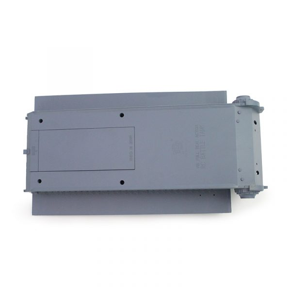 Tiger I RC Tank Bottom of the body Chassis With battery compartment cover For Heng-Long 3818 Tiger 1 Remote Control Tank Accessories Parts Fittings