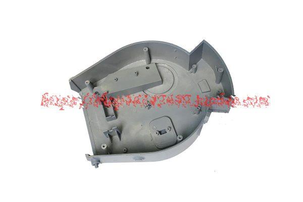 Tiger I RC Tank Turret upper shell Turret top cover For Heng-Long 3818 Tiger 1 Remote Control Tank Accessories Parts Fittings