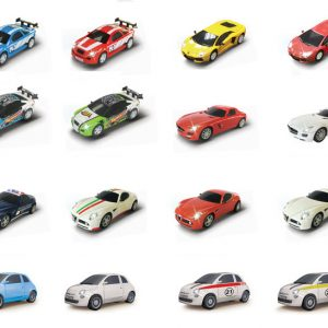 "Slot Car Suitable for ""Top-Racer AGM TR Series Slot Car Racing Set"""
