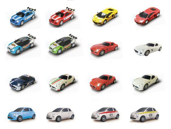 "Slot Car Suitable for ""Top-Racer AGM TR Series Slot Car Racing Set"""