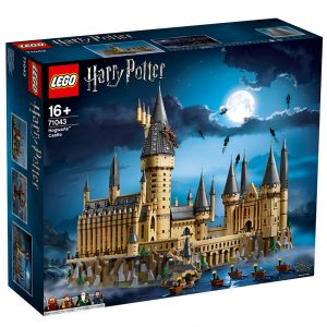 LEGO 71043 Harry Potter Hogwarts Castle, 6020 Pieces Building Toy, Building Set, Brick Set (Building Block, Building Brick)