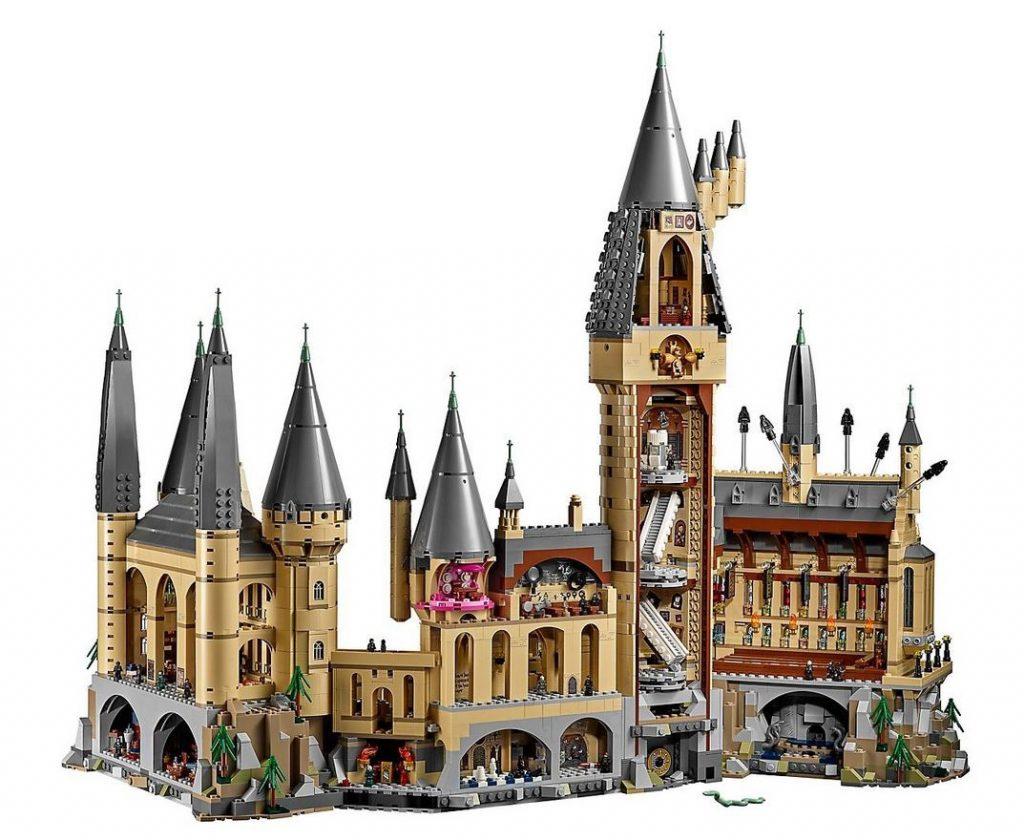 LEGO 71043 Harry Potter Hogwarts Castle, 6020 Pieces Building Toy, Building Set, Brick Set (Building Block, Building Brick)