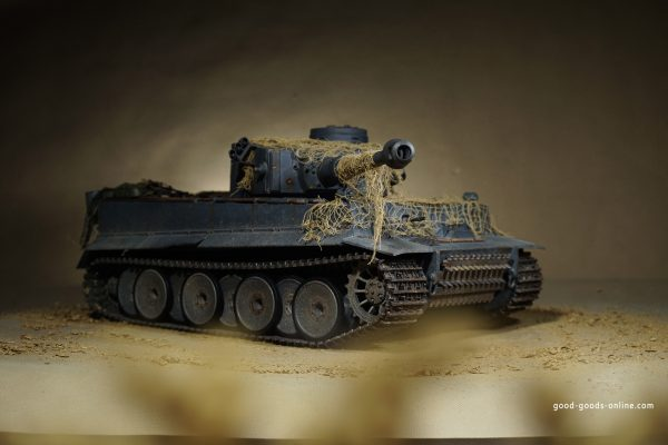 Why was the Tiger tank so feared? Who makes the best RC tanks? Are Heng Long tanks any good? How much does a RC tank cost?