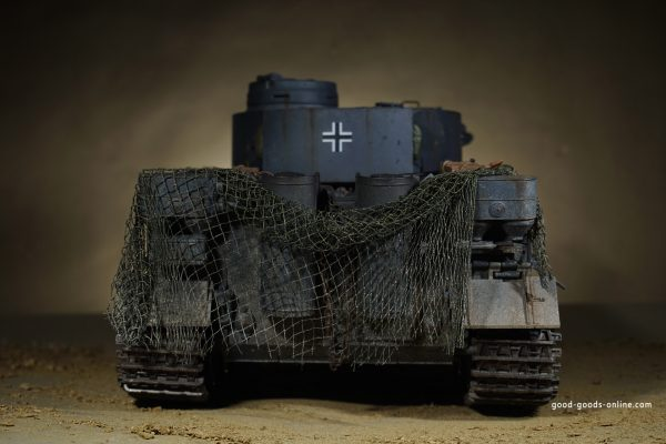 RC Tank Tiger 1 Modelling scale shop 1/16 - RC Panzer Shop, RC Tank Tiger 1 buy RC Panzer Tiger 1 from manufaturer Heng Long, Torro and Mato in our RC Tank Onlineshop.