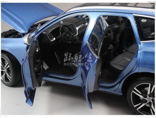 YouTube Modelcar review Volvo XC60 Kyosho 1/43 - YouTube