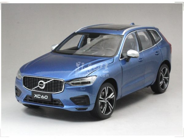 This is Takara Tomy Tomica No22 1/64 Volvo XC60 Diecast Scale Model Car. Material: Diecast. Scale: 1/64