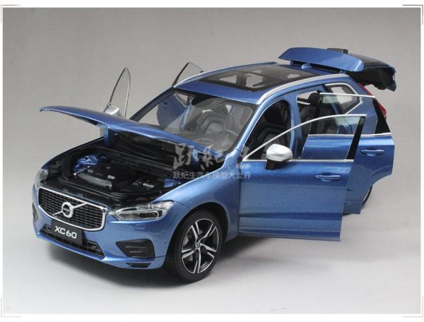 YouTube Volvo XC60 Diecast Model SUV by Jackie kim || Scale 1:32 || Vlog Vibe || Episode 04