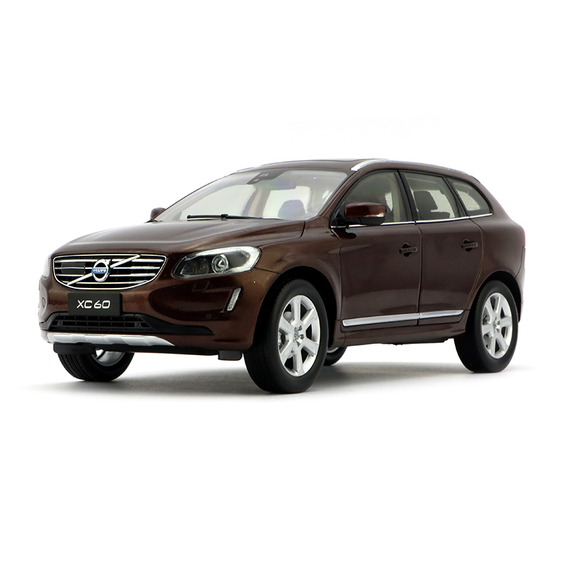 Amazon UK 2015 Volvo XC60 Rich Java 1/18 by Ultimate Diecast 88200 by Volvo
