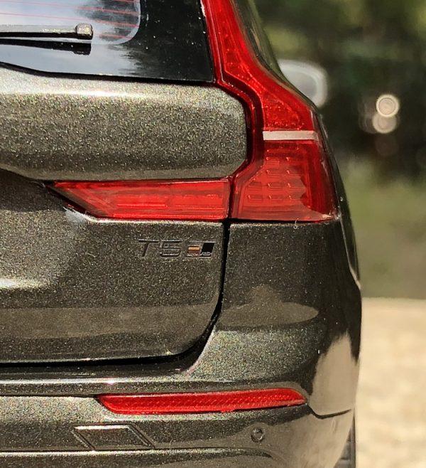 Rakuten, Inc. VOLVO special order 1/18 Volvo XC60 Inscription (gray) 2018