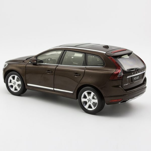 Find many great new & used options and get the best deals for 1:18 VOLVO XC60 XC 60 SUV Brown Die-Cast Metal Model Car at the best online prices