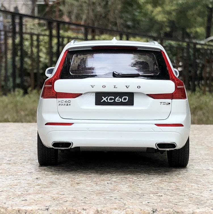 Volvo Xc60 Aluminum Die-Cast Minicar 1/43