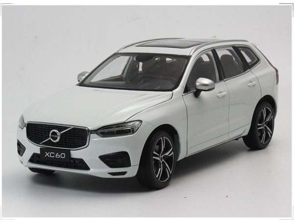NEW Volvo XC60 Shock Absorption Diecast Model CAR SUV Toys for kids Boy girl Gifts