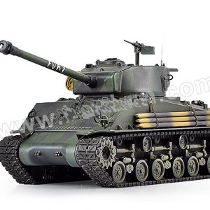M4 Sherman Remote control Scale model tank M4A2 76 W HVSS Sherman Radio control tank M4A3E8 M4A3 Easy Eight Fury Model used in the film