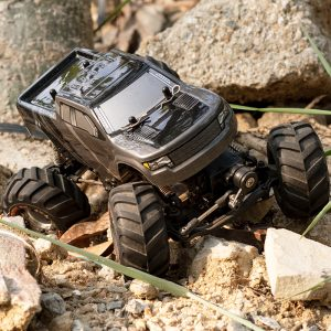F150 Raptor Pick-up Truck Radio Controlled & Remote Control Cars & Trucks Toy. (HBX 2098b Devastator Rock Crawler RC Climber & Crawler, 1/24th Scale Mini & Micro, 4WD 4WS, Off Road, RTR, Metal Chassis, RC Car & Truck)