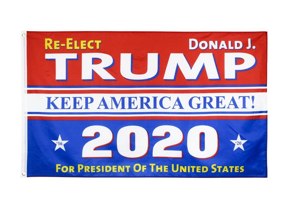 Re-Elect Donald J. TRUMP KEEP AMERICA GREAT 2020 For PRESIDENT OF ...