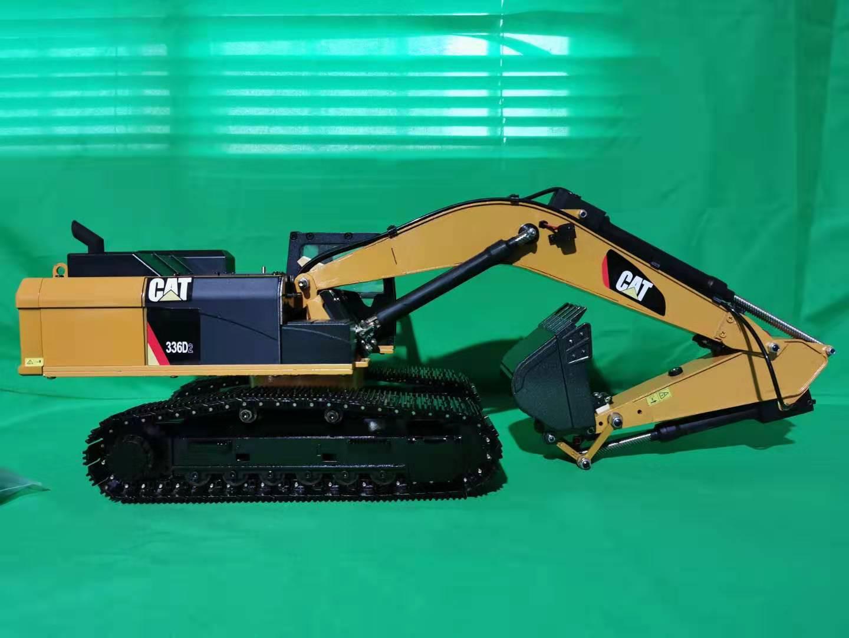 All Full Metal Rc Excavator Jackscrew Screw Jack Rc Excavator Threaded Rod Jack Lifting