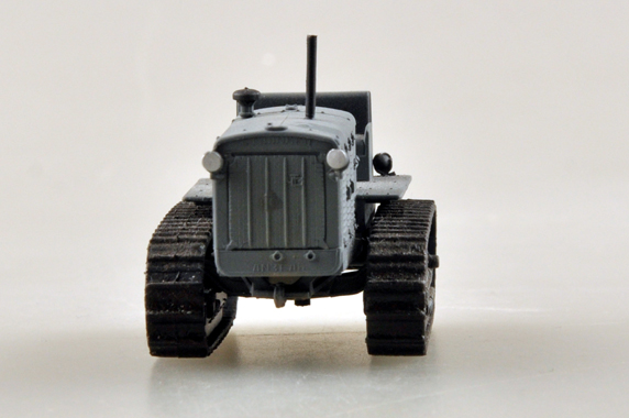1/72 Scale Miniature Model, (Trumpeter & HobbyBoss) EasyModel 35117 Russian ChTZ S-65 Tractor (Stalinets S-65 Tracks Tractor) Completed Painted (Already Assembled & Finished Model) Scale Model, (Suitable for Collection & Collect, War Battlefield Diorama Scene, Exhibits, Decorations, Gift)