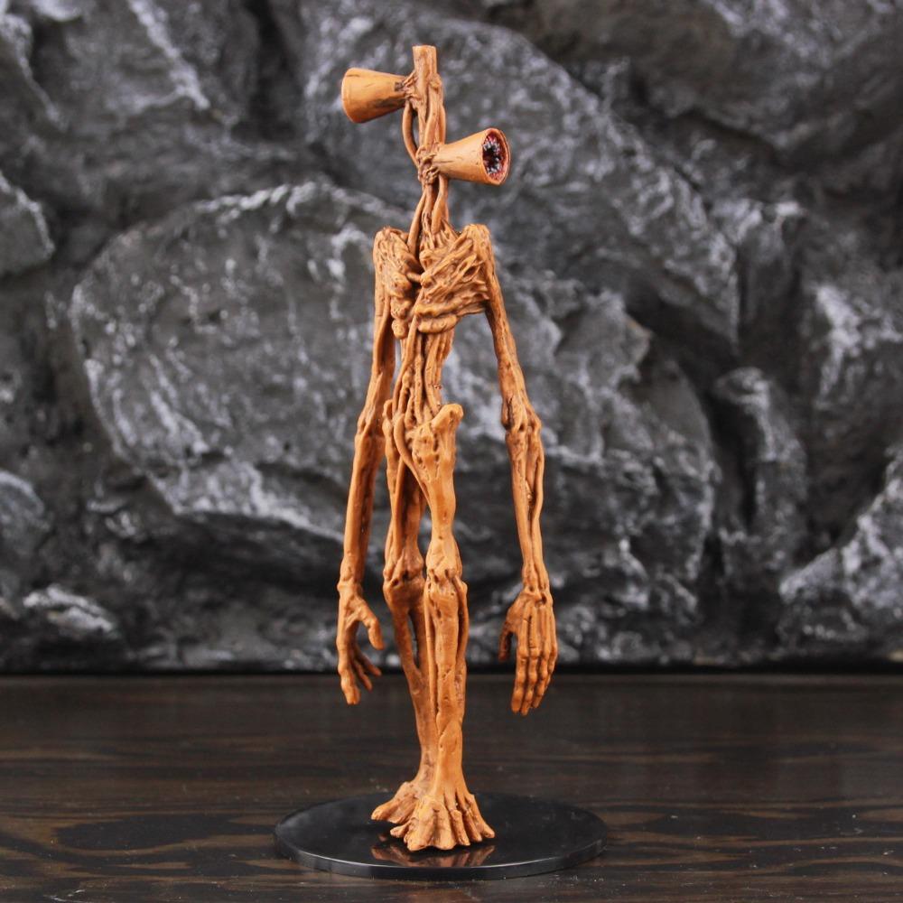 Anime Siren Head Sculpture Shy Guy Figurine Horror Urban Legend Action Figure